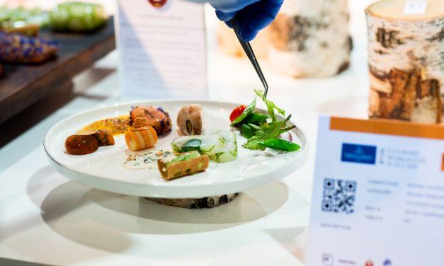 Lietuvos nacionalinė šefų rinktinė pasaulio kulinarijos čempionate laimėjo pirmuosius medalius