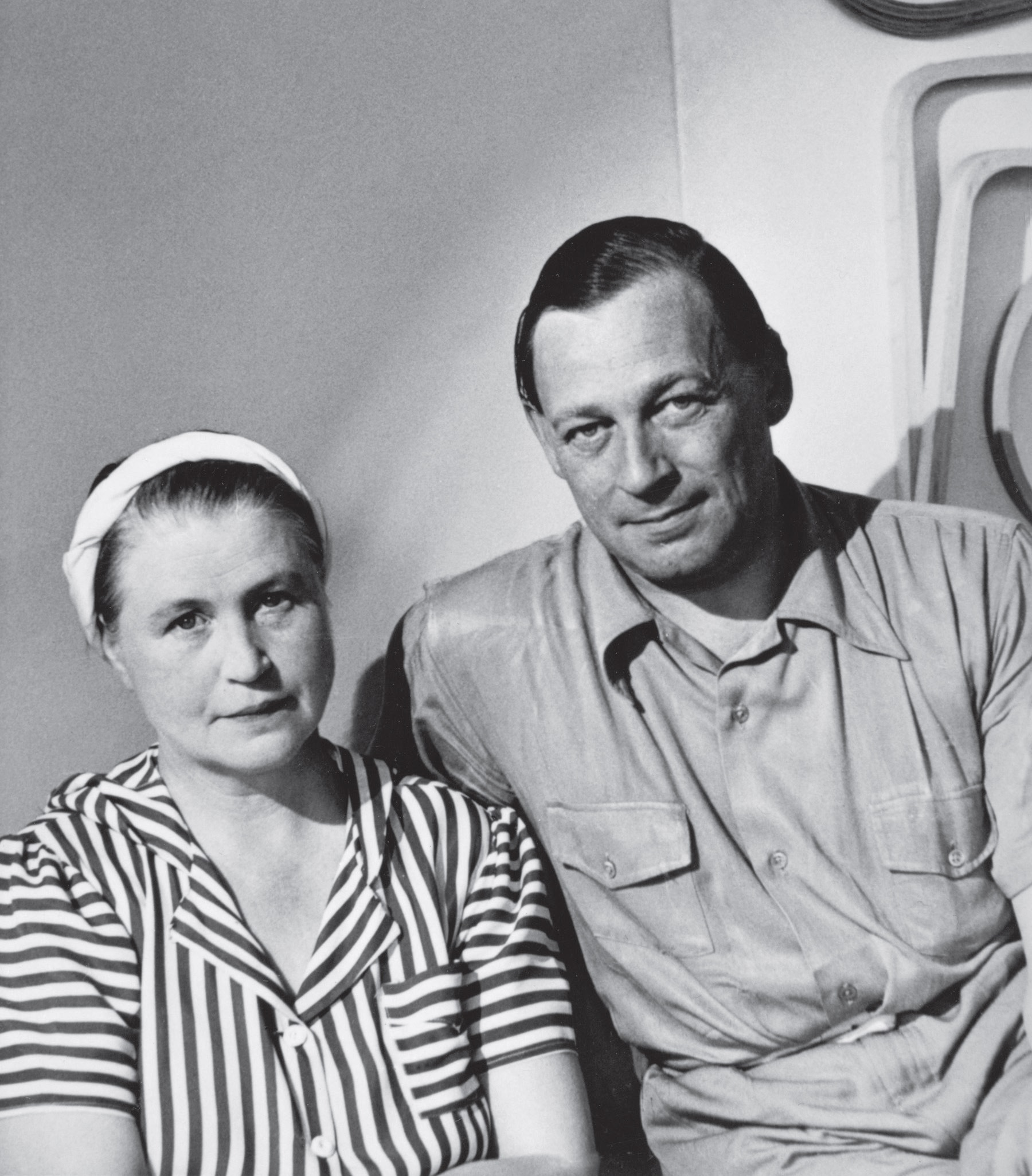 Šeimyninis Alvaro ir Aino Aaltų tandemas