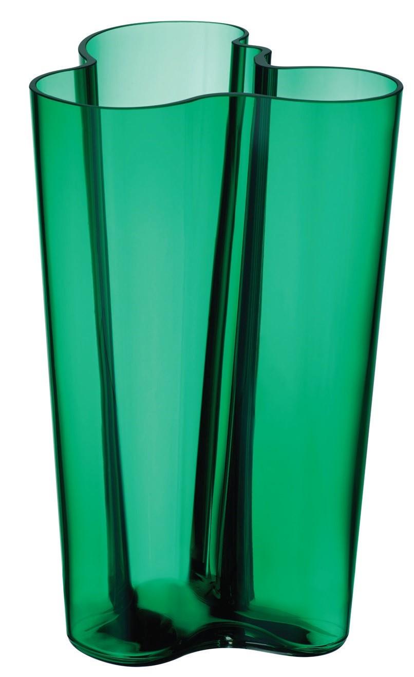 """Vaza """"Savoy"""" (diz. Alvaras Aalto, gam. """"iittala"""", 1936 m.)"""