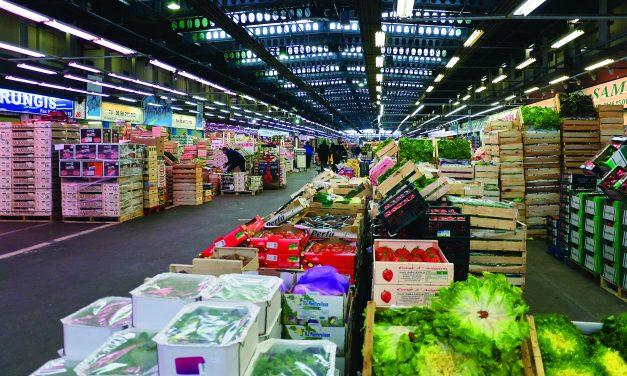 Renžiso maisto produktų turgus