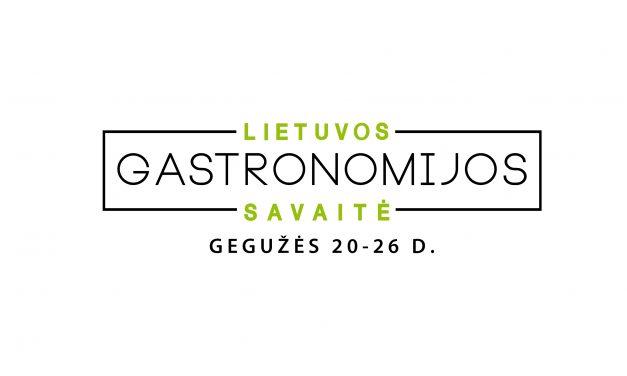 Gastronomijos savaitė 2019 – visoje Lietuvoje!