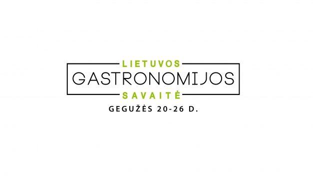 Gastronomijos savaitės renginiai