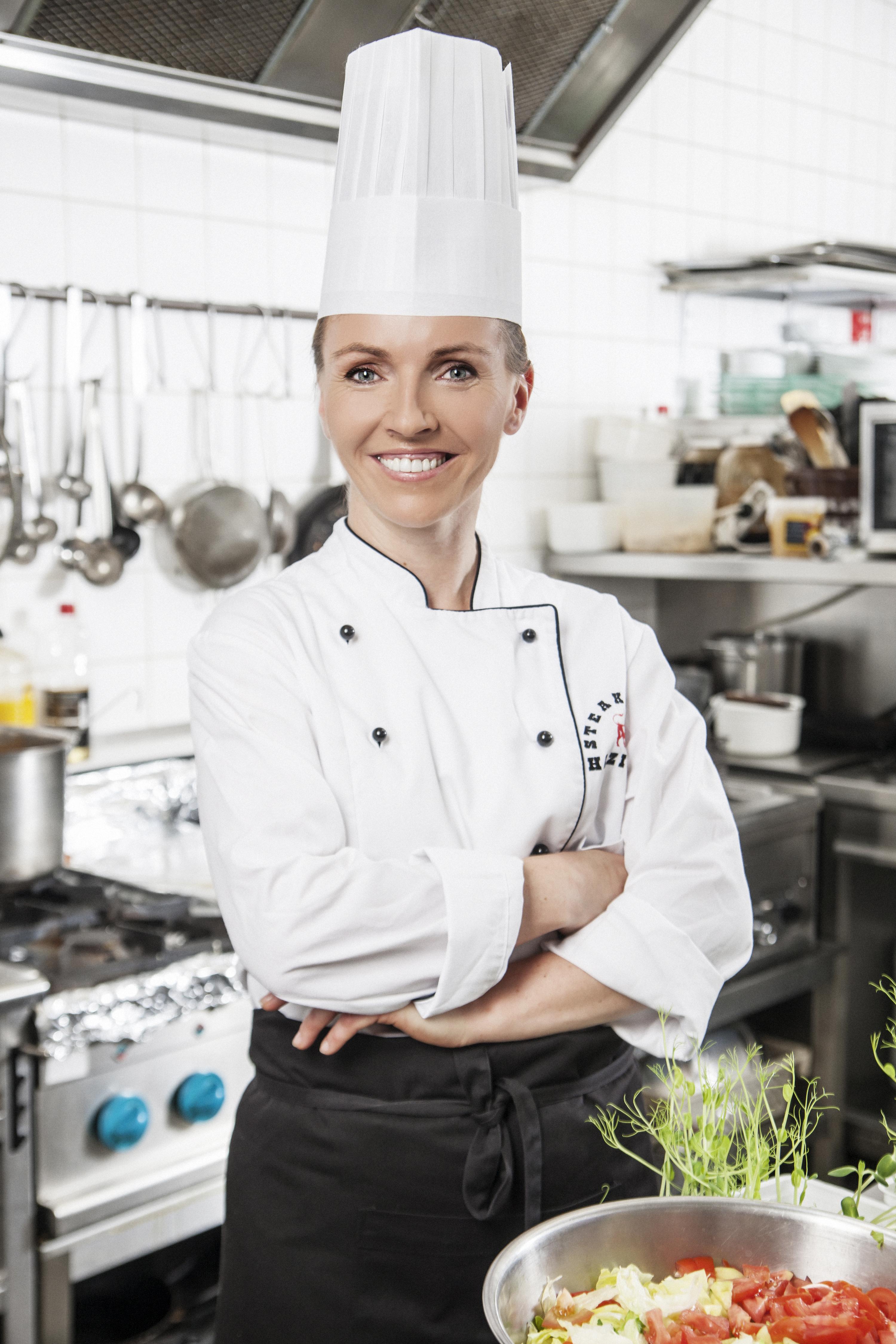 Virtuvės šefė Rima Remeikienė