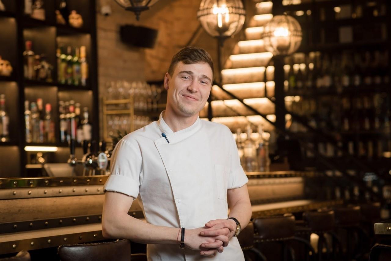 Virtuvės šefas Martynas Maciulevičius