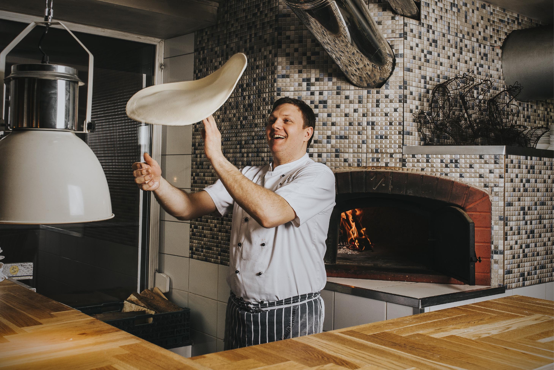 Virtuvės šefas Mindaugas Rubužis