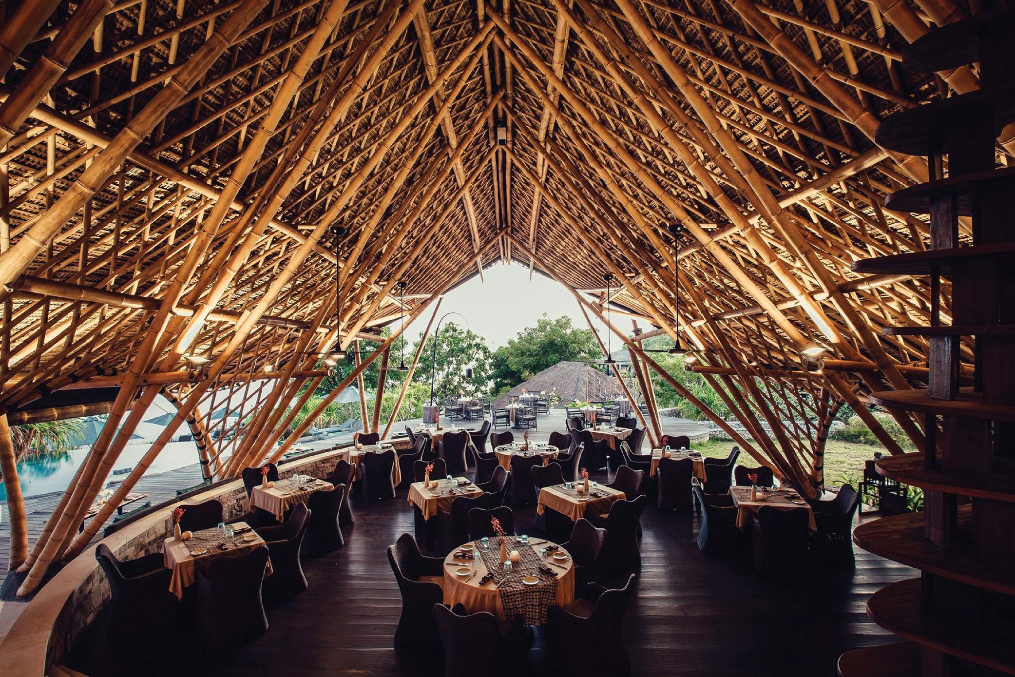 """Šiuolaikinio stiliaus restoranas """"Dugong"""""""