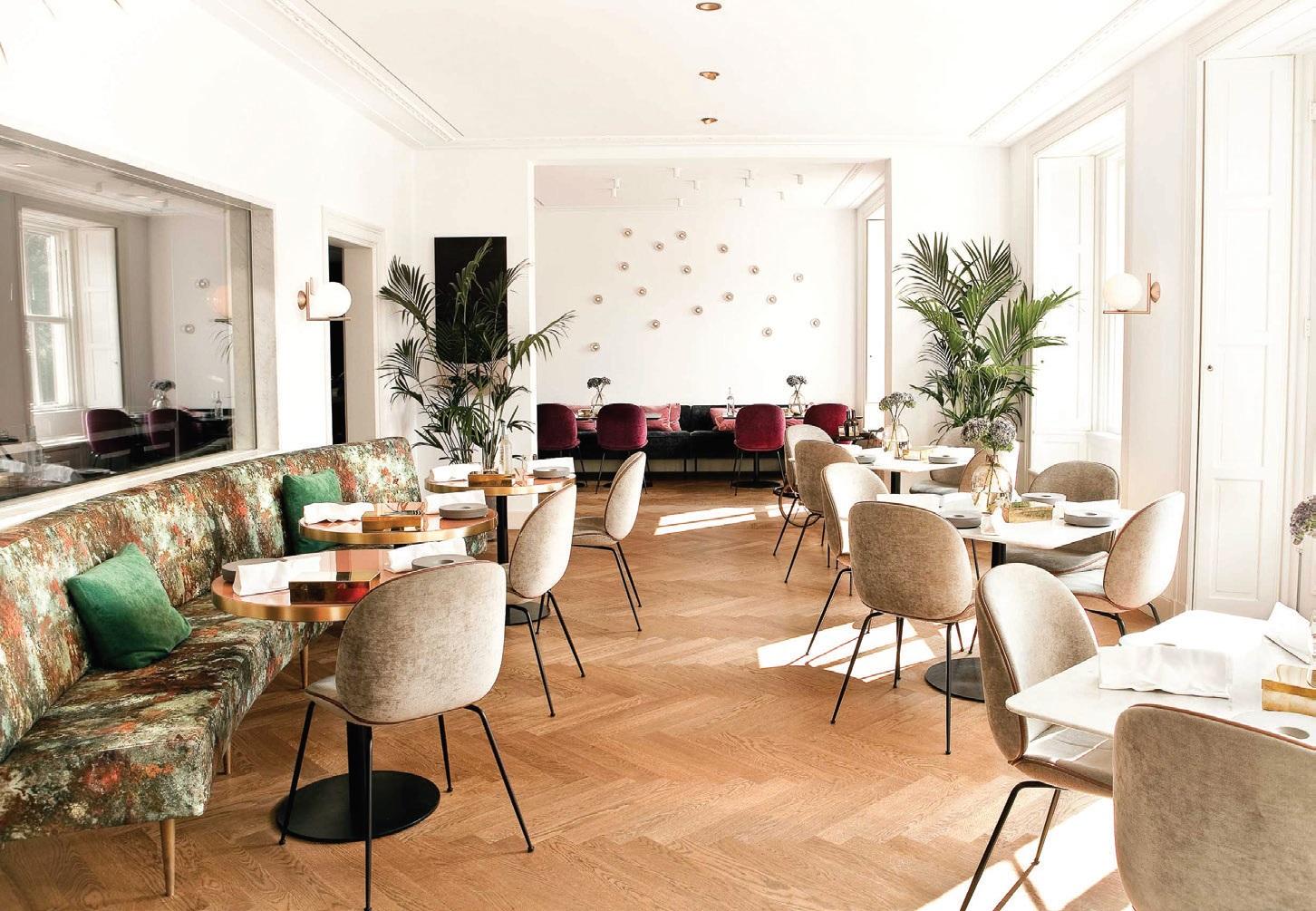 """Restoranas """"Voltaire"""" – gardiems prisiminimams iš """"Parc Broekhuizen"""" parsivežti..."""