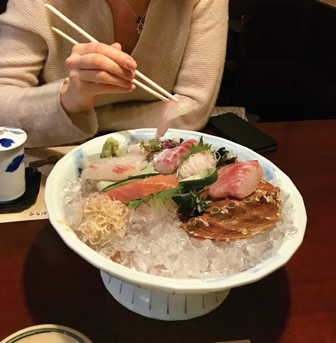 Sezoniškumas – vienas pagrindinių japoniškos virtuvės principų. Teiraukitės, kokias žuvis gaudo dabar