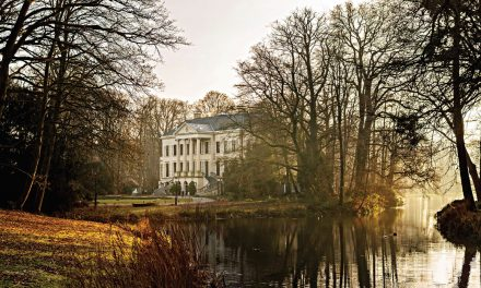 Jei Volteras būtų virėjas, arba Dvaro paslaptys Nyderlandų miškų širdyje