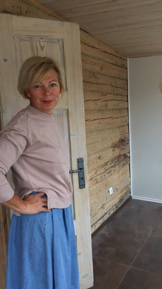 Virtuvės šefė Alma Matulevičienė