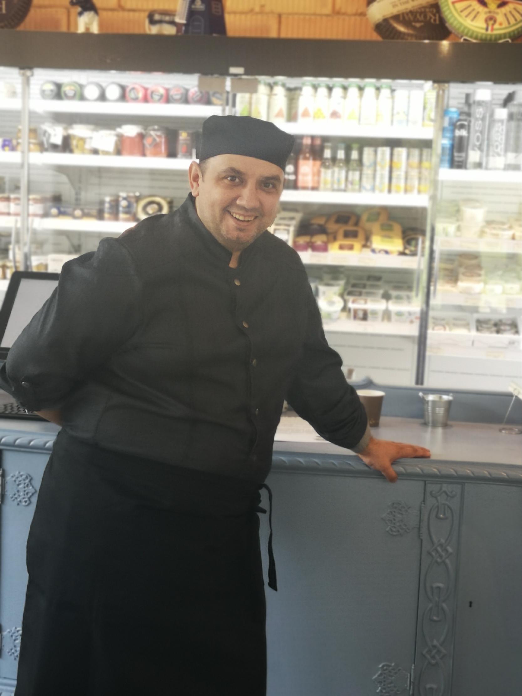 Virtuvės šefas Imantas Gedzevičius