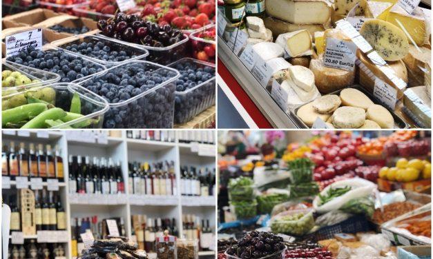 Gastronomijos savaitės renginiai: Halės turgaus istorijos su sūrio ir vyno degustacija