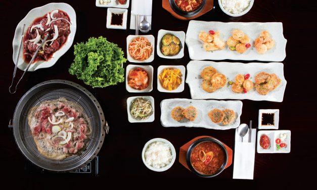 """Korėjietiškų skonių patirtys restorane """"Korean Taste"""""""