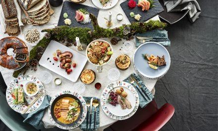 """Šventės su """"Gourmet Panorama"""": greitai, gardžiai ir be rūpesčių!"""