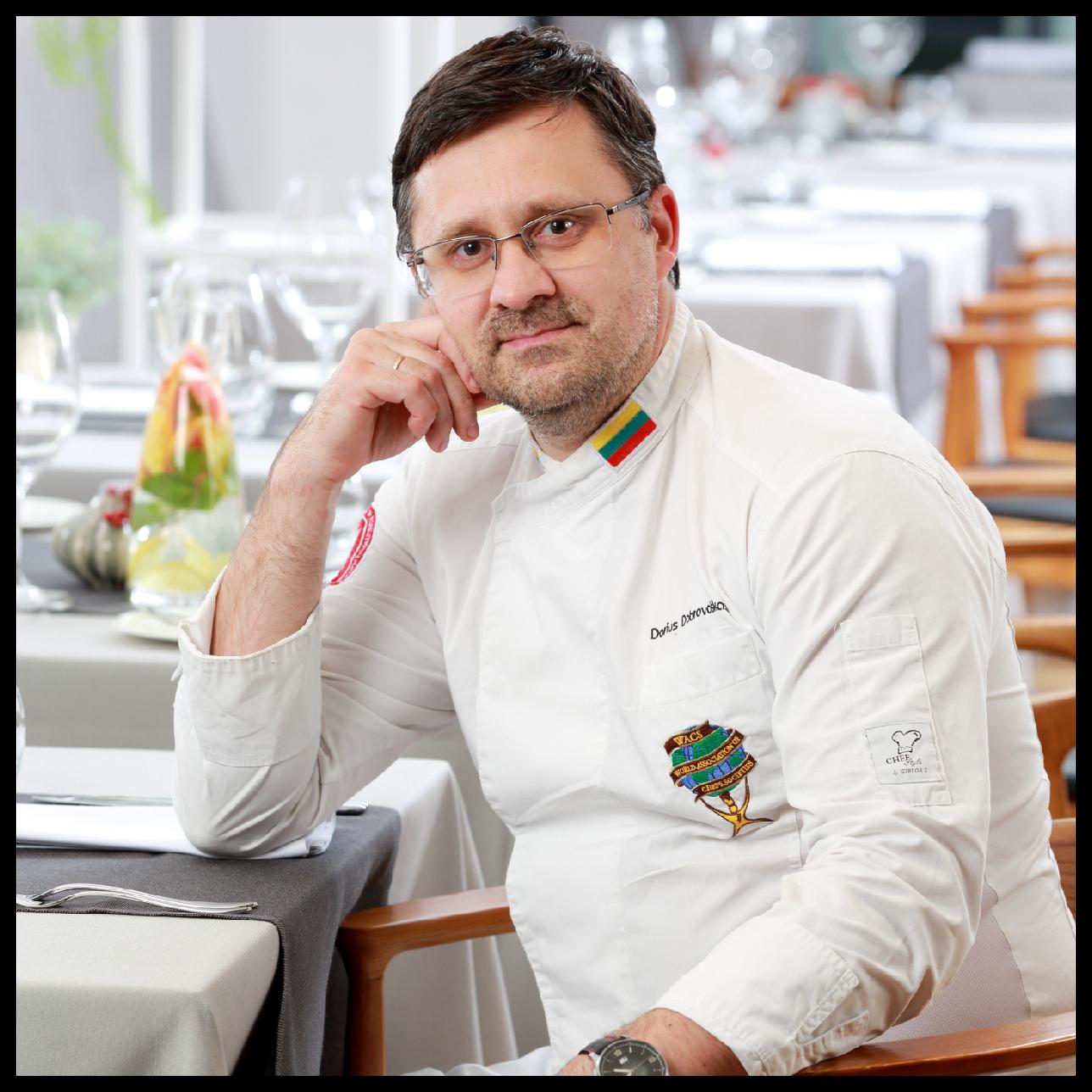 Darius Dabrovolskas