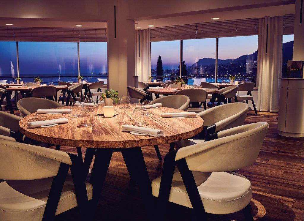 """Geriausiu pasaulio restoranu pripažintas Prancūzijoje, Mantono (Menton) miestelyje (netoli Monako) įsikūręs """"Mirazur"""", Nicolas Lobbestael nuotr."""