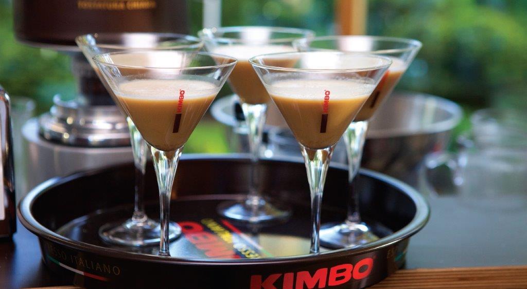 "Kokteiliai ""Vanilla Espresso Moment"". Dariaus Gumbrevičiaus nuotr."