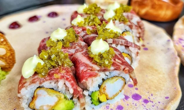 "Restoranas ""I Hate Sushi"""