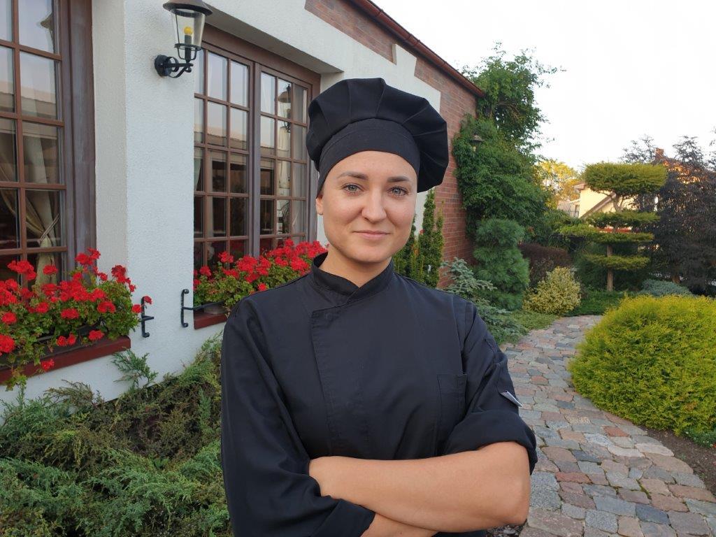 Virtuvės šefė Nida Pociūtė