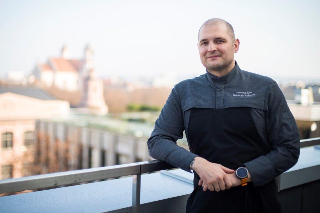 Virtuvės šefas Aleksandrs Kosanskis