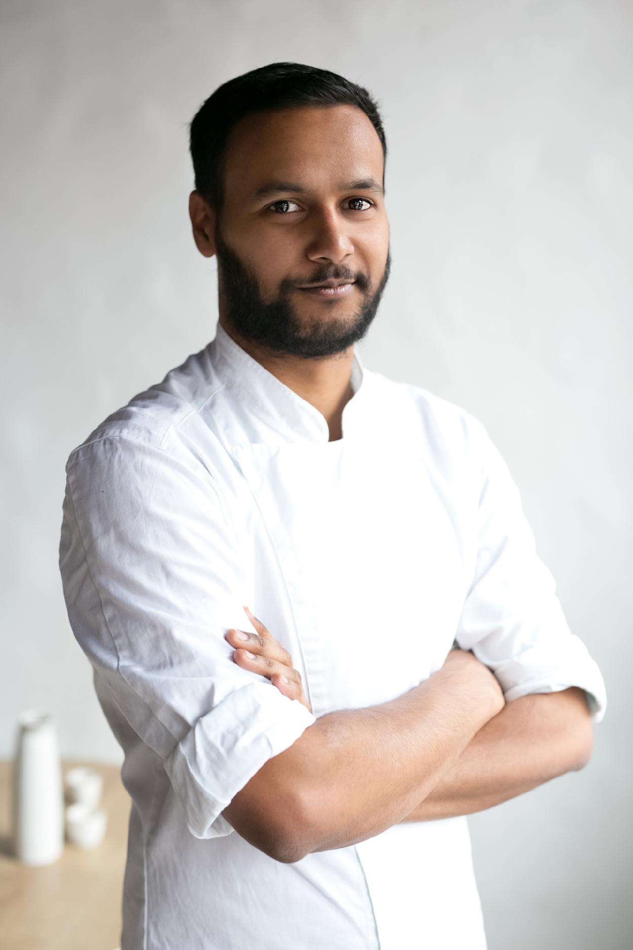 Virtuvės šefas Gaspar Fernandes