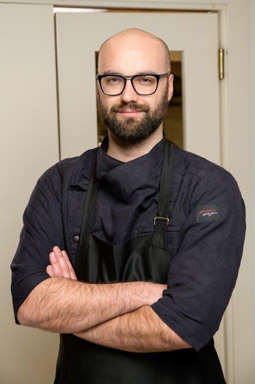 Virtuvės šefas Paulius Janušas