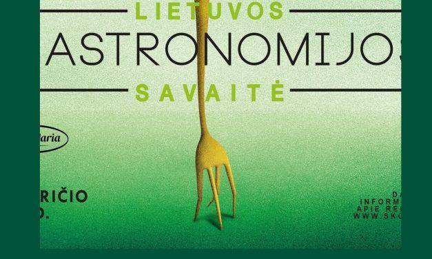 Kviečiame į aštuntąją Lietuvos gastronomijos savaitę!