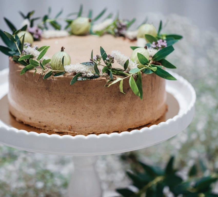 """""""Pinavijos"""" kepyklėlės šokoladinis """"Keto"""" tortas"""