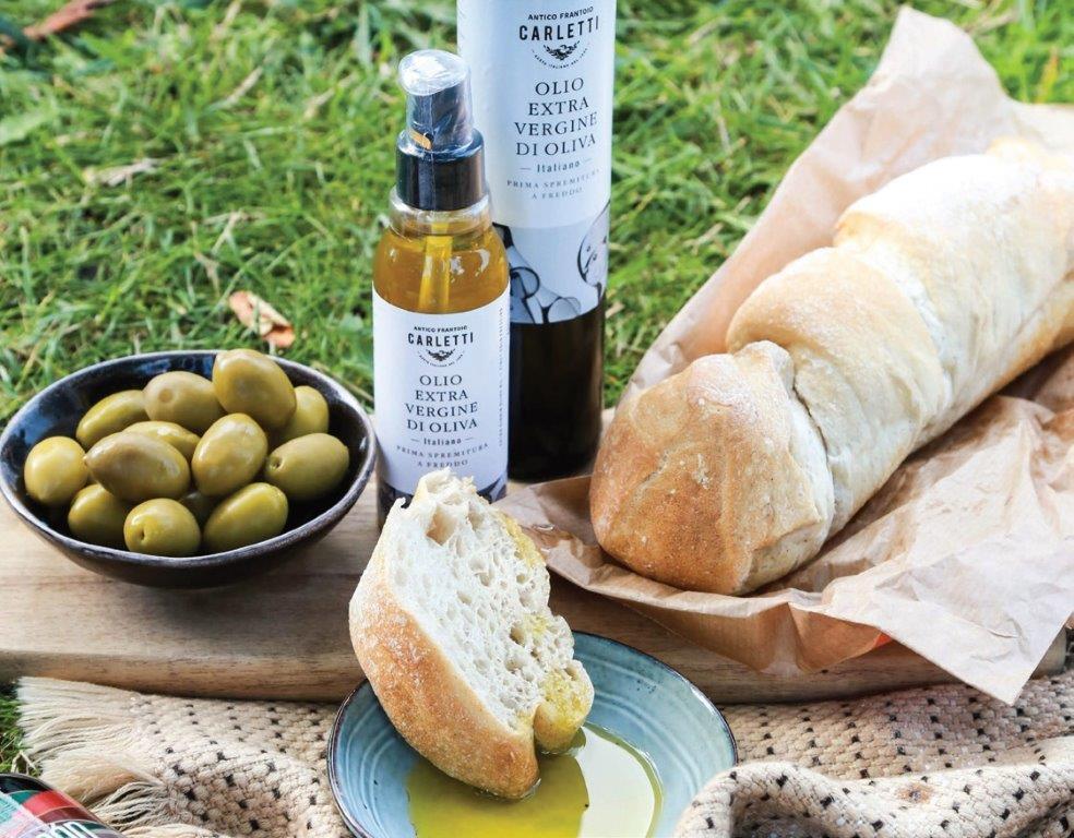 """Alyvuogių aliejaus """"Carletti"""" gamybos tradicijos siekia gerus 400 metų"""