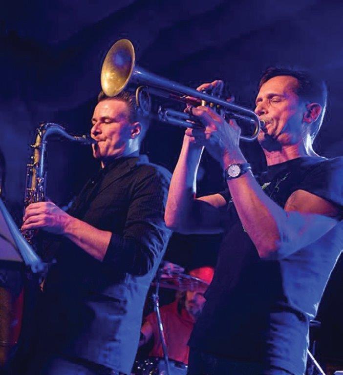 "Džiazo klubas ""Jazz Cellar 11"" 02"