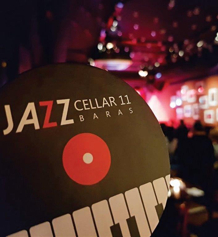 "Džiazo klubas ""Jazz Cellar 11"" 03"
