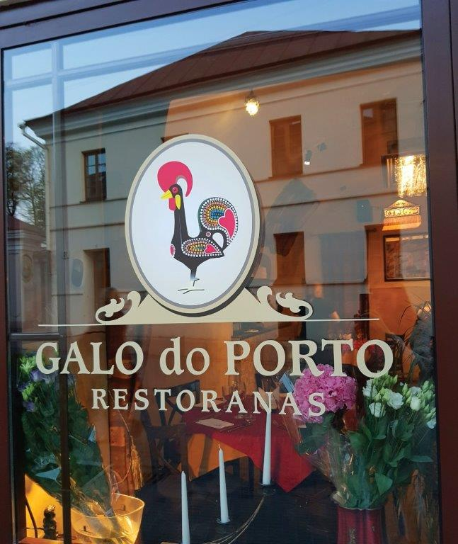 """Restoranas """"Galo do Porto"""" 03"""