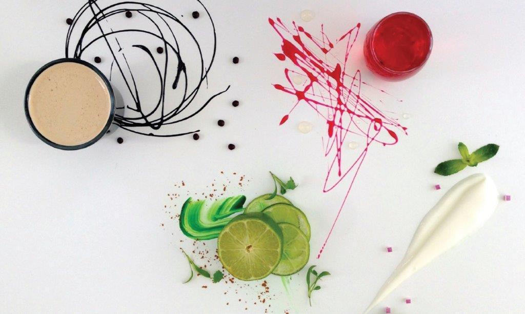 Anot mokslinių studijų, žinomiausios skonio ir spalvų asociacijos yra šios - sūrumą atitinka balta spalva, saldumą – raudona, rūgštumą – žalia, o kartumą – juoda