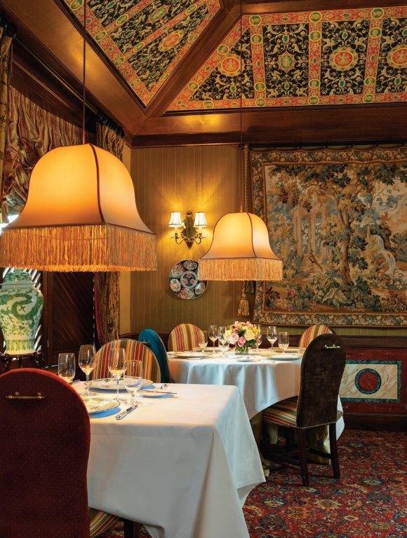 """Patrickas O'Connellis kartu su savo restoranu """"Inn at Little Washington"""" didžiuojasi nacionaliniu ir tarptautiniu pripažinimu"""