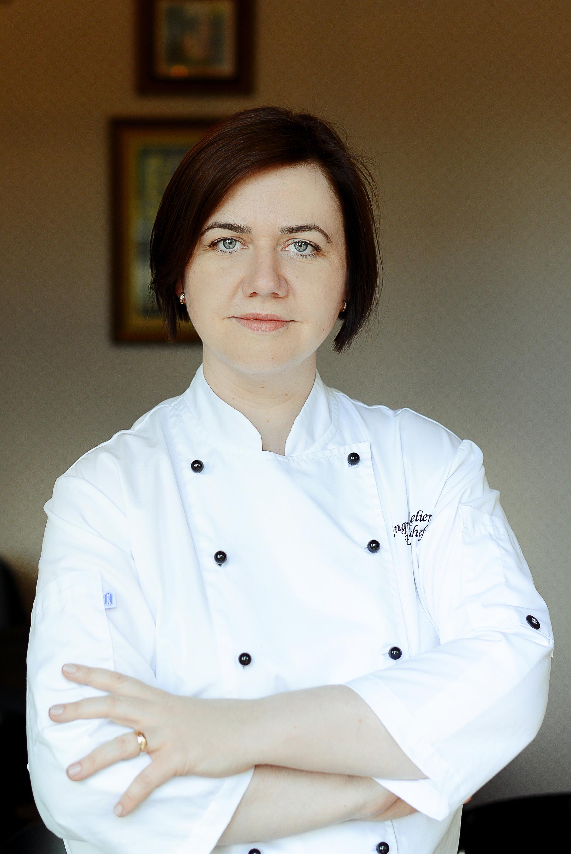 Virtuvės šefė Ingrida Lankelienė
