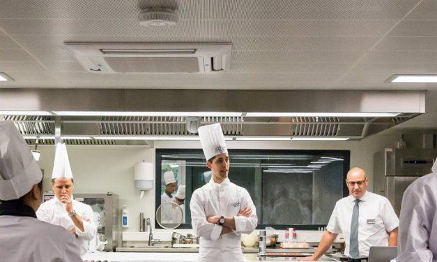 LVVKA partnerystė su pasauline kulinarijos mokymo lydere Šveicarijoje – išskirtinės galimybės jauniesiems Lietuvos būsimiems kulinarijos meistrams